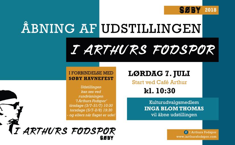 ARTHUR-UDSTILLINGEN